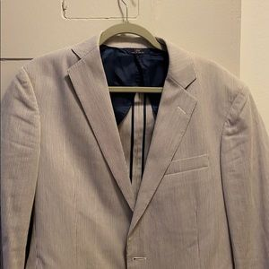 Brook brothers seersucker blazer
